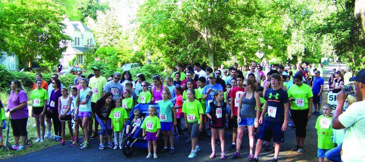 Growing Healthy Children Walk & Run Celebrates 10 Years