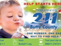 2-1-1 Butte County, Help Starts Here!