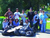 Bidwell Park & Creeks Cleanup: An Educational Connection