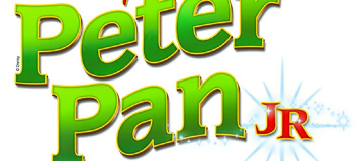 Peter Pan, Jr. Will Soon Fly into Laxson Auditorium!