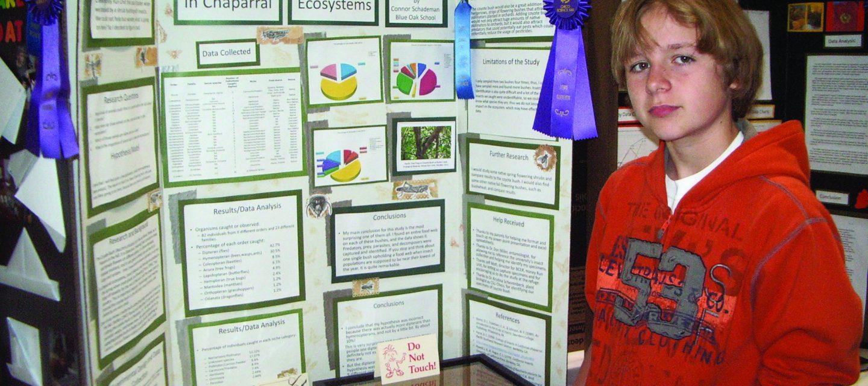 Winning science fair projects