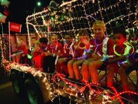27th Annual Chico Parade of Lights
