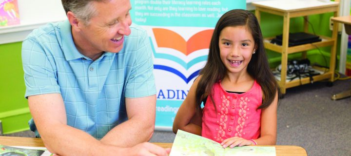 Helping Young Children Cross the Bridge to Reading Fluency