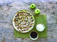 After School Treat: Apple Nachos