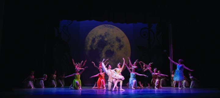 Local Dancers Celebrate the Holiday Season in Two Productions