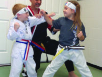 Girl Power! Azad's Martial Arts Center Helps Girls to Become Positively Unstoppable!